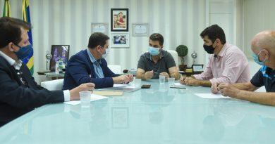 Prefeito Wladimir e governador inauguram Sine e Casa do Trabalhador nesta sexta