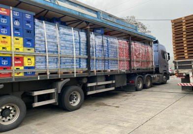 Operação Foco apreende mais de 81 mil latas de cerveja sem nota fiscal