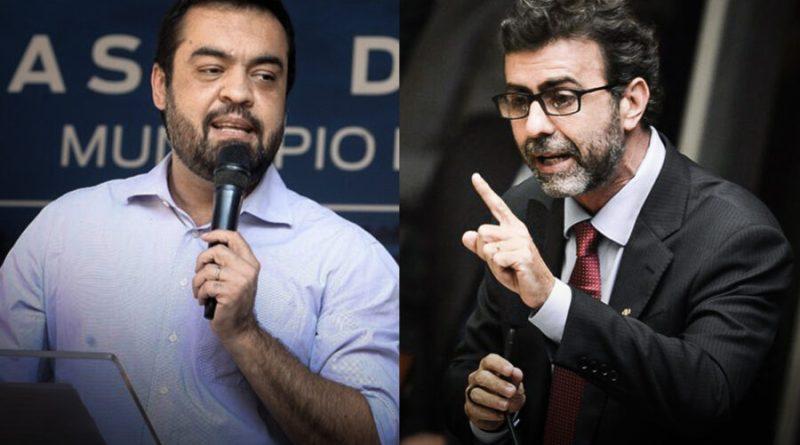 Freixo e Castro polarizam a disputa pelo Governo do Rio, mostra pesquisa da Record TV