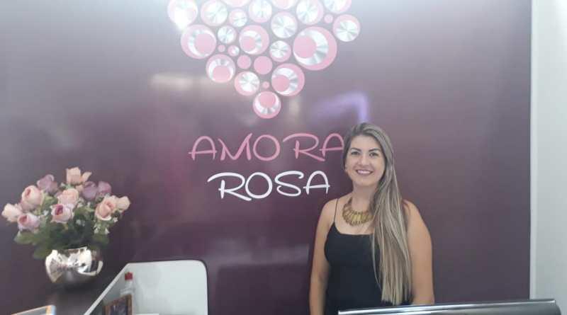 'Amora Rosa' é inaugurada em Taquaritinga (SP)