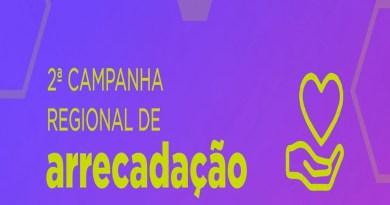 """Em Taquaritinga (SP): Campanha """"Conexão Solidária"""", realizada pela EPTV, vai arrecadar alimentos e produtos de higiene"""