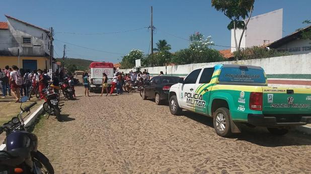 Terror: 4 alunos de uma escola municipal em Buriti dos Lopes são 'possuídos' por supostos espíritos – Vídeo