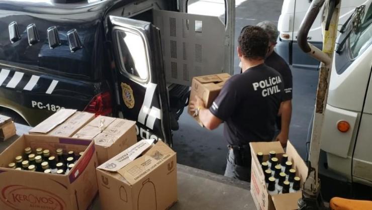 Ministério da Agricultura proíbe comercialização de 9 marcas de azeite sob suspeita de fraude