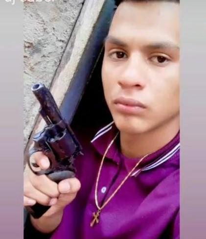 Policial penal reage roubo e mata assaltante com tiro no rosto em Porto Velho
