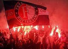 Fans Feyenoord Rotterdam