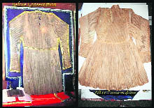 The chola before and after restoration