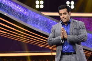 When Dumdaar Salman Khan encountered a snake…