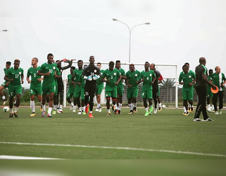CHAN: Nigeria beat Libya to keep qualification hopes alive