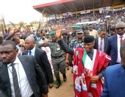 Image result for Osinbajo predicts victory for APC in presidential election