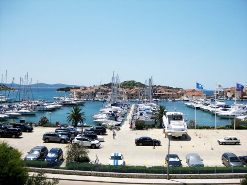 Apartment A3 - view at sea, marina Tribunj