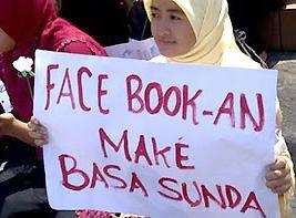 Bahasa Sunda Nyaris Punah di Bogor