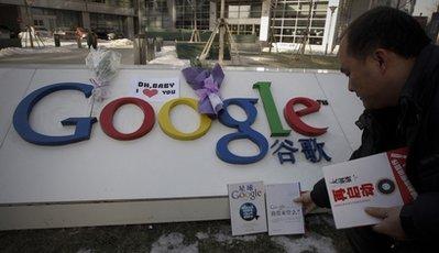 WikiLeaks: Pemerintah China Minta Hacker Serang Google