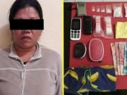 Polisi Behasil Gerebek Rumah Terduga Bandar Narkoba, Seorang IRT di Mahato