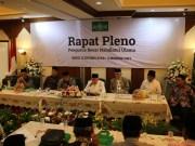 Rapat Pleno PB NU