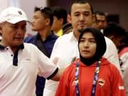 Miftahul Jannah menolak bertanding karena harus melepas hijab yang akhirnya didisqualifikasi