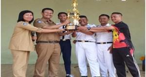 SMK 5 berhasil meraih juara II dalam turnamen sepak bola tingkat SLTA se - Kota Batam yang diadakan Kodim 0316 Batam dalam rangka memperingati hari ulang tahun Tentara Nasional Indonesia (HUT TNI) ke-73