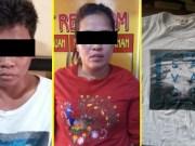 Dua Pelaku Diduga Sindikat Pencuri Pakaian Antar Provinsi Ditangkap Warga