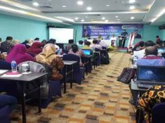 Seminar SMKN 5 Batam tentang teaching factory
