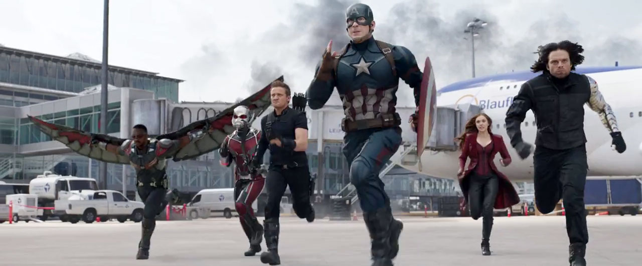 Image result for captain america civil war film