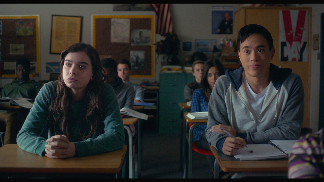 Image result for The Edge of Seventeen film