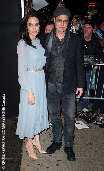Angelina Jolie And Brad Pitt Movies