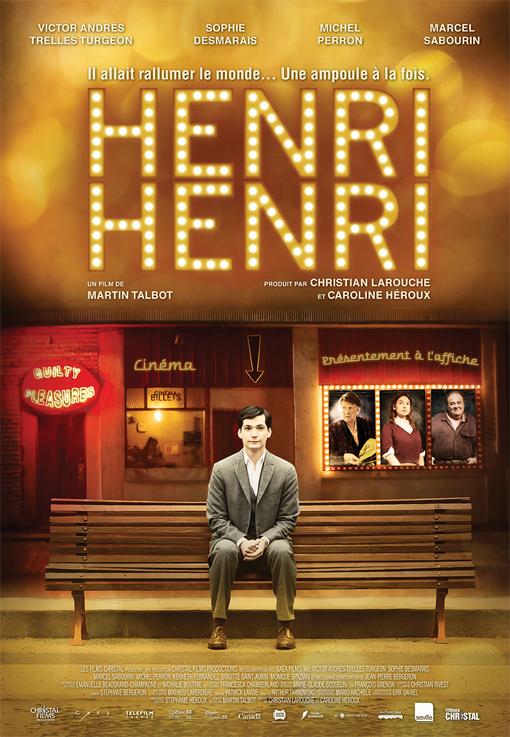 Poster do filme Henri Henri