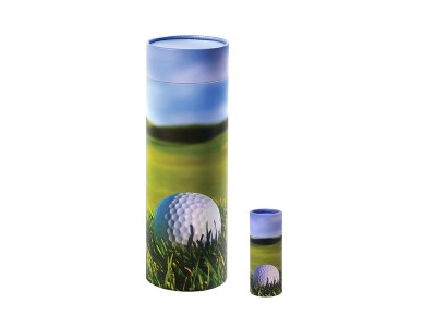 Scatter Tube Golf Design