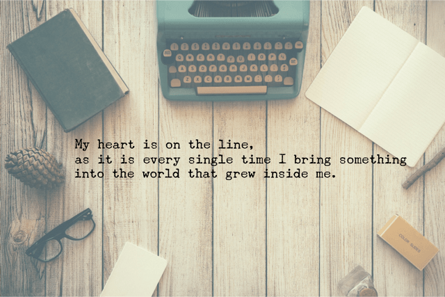When Your Heart is on the Line