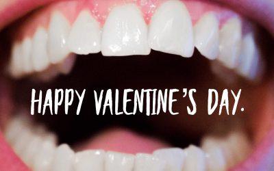 Put it in the Pie Hole, Valentine.