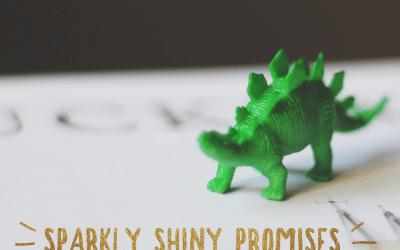Sparkly, Shiny Promises