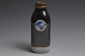 World Peace Milk Bottle