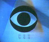 CBS Columbia Broadcasting all seeing eye logo