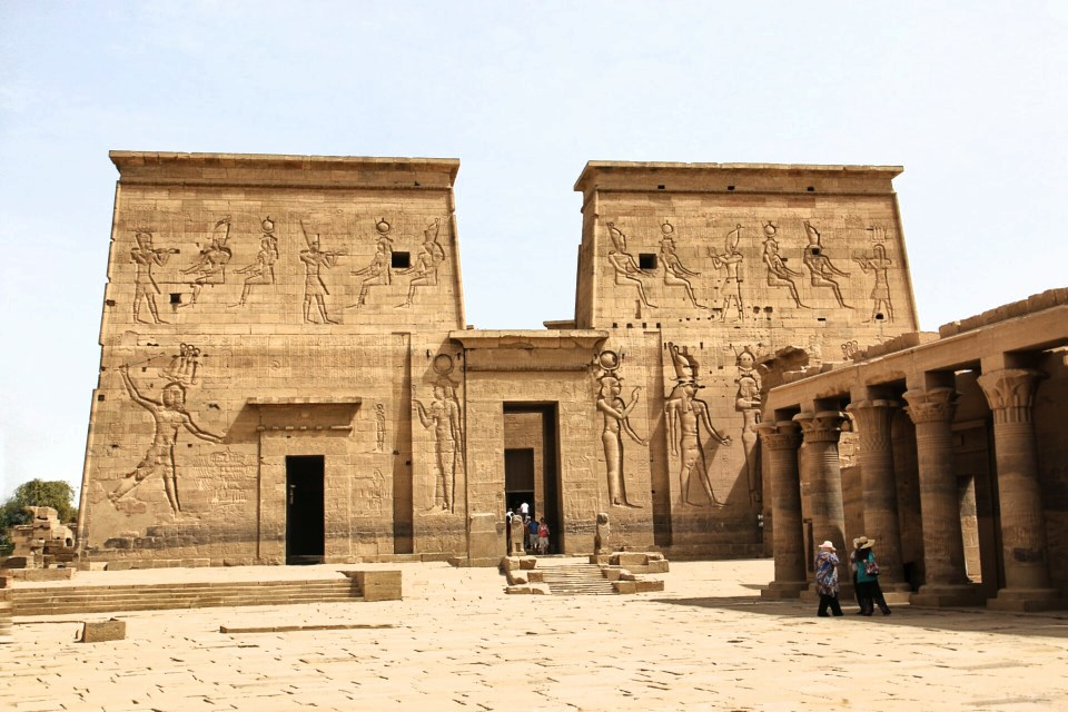 Temple de Philae - Trick or Trip