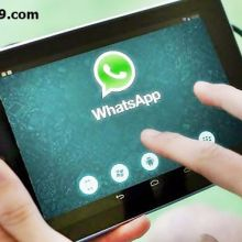 use-whatsapp-on tablet-without-sim-card