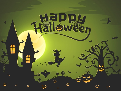 Happy Halloween 2016 Quotes, Sayings, Greetings, Wishes, Messages, Slogans