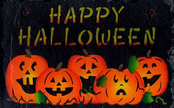 Happy Halloween Wishes, Quotes Scary Messages - Tricks By STG