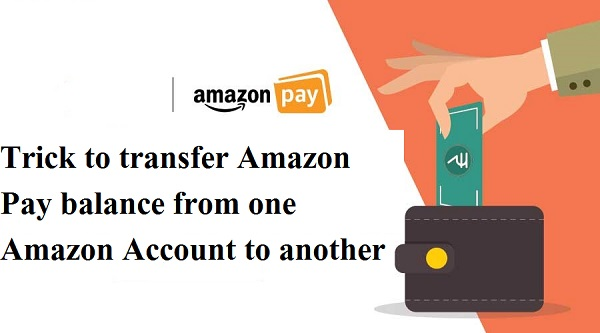 transfer amazon gift card balance to different account