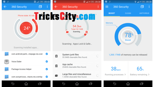 360-security-antivirus-boost-app-for-android-screenshot