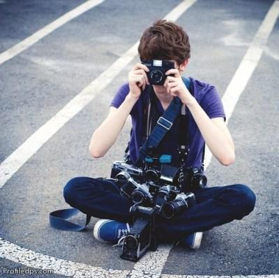 Stylish Boy Profile Pic