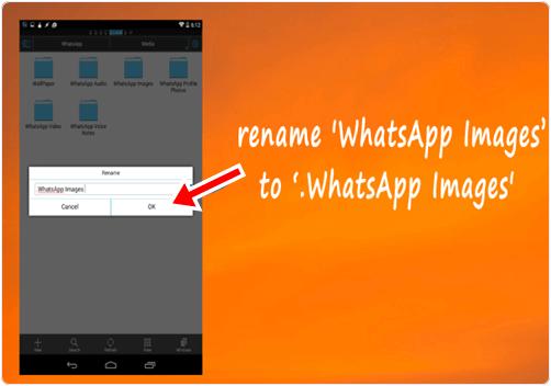 rename-whatsapp-images-folder