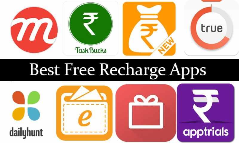 melhores aplicativos de recarga gratuitos