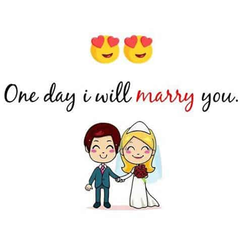 Love Proposal DP for Whatsapp