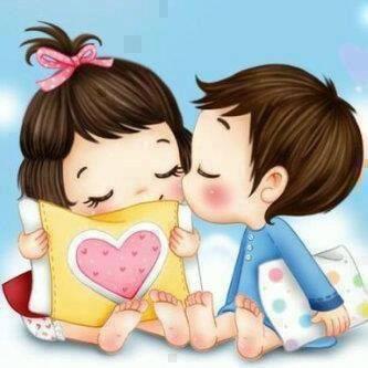 romantic-dp-for-whatsapp-cartoon
