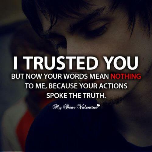 spoke-truth-broken-heart-whatsapp-dp