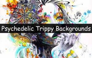 50+ Best Psychedelic & Trippy Backgrounds HD For Desktop, Android & iPhone