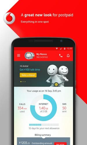my-vodafone-app-features