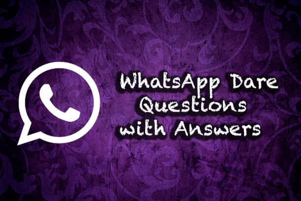 whatsapp-dare-questions-with-answers