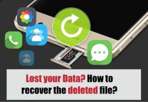 How to recover the deleted file