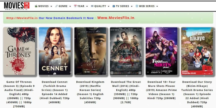download new movies for free