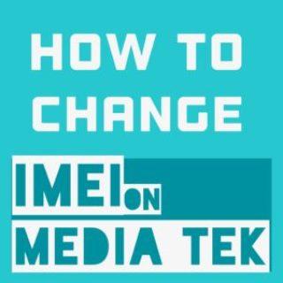 How to change IMEI on mediatek device